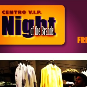 "CentrO V.I.P.  ""Night of the Brands"""