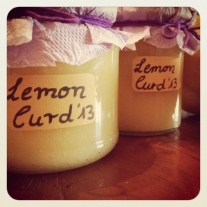 Lemon Curd - a true delight