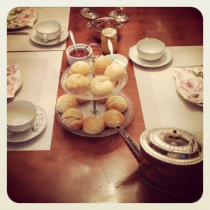 Scones - It´s Tea Time