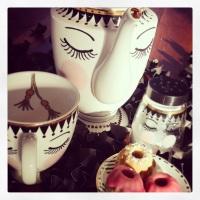Christmas is coming - dreierlei Minigugel und das zauberhafteste Geschirr von Miss Étoile