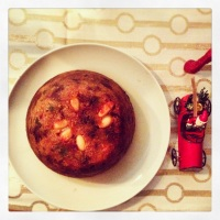 Eine neue Weihnachtstradition -  Delicious Christmas Pudding