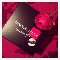 "Meine erste Beauty Box  - die Secret Box ""Pure is Perfect"" von Budni"