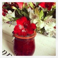 Scharf und süß zugleich - Erdbeermarmelade mit einem Hauch Chili
