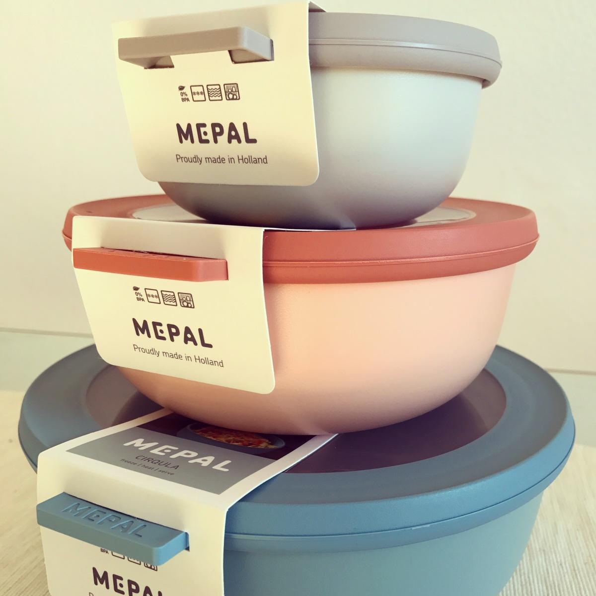 Nachhaltig (unterwegs) essen dank niederländischem Design - Rosti Mepal Cirqula Serie (Werbung)