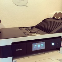 Our new British home Part 3: My new brother printer (Werbung)