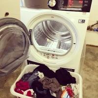 (Werbung) Warme weiche Wäsche dank des neuen AEG Wärmepumpentrockners