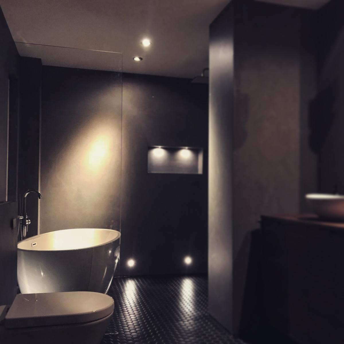 {Werbung} Our new (British) home - die Duschwand von duschmeister.de
